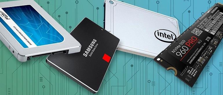 Топ-10 лучших SSD-дисков – Рейтинг 2021 года