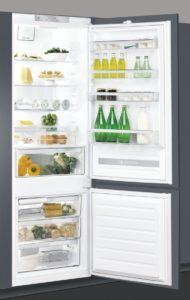 Лучшие встраиваемые холодильники 2020 года
