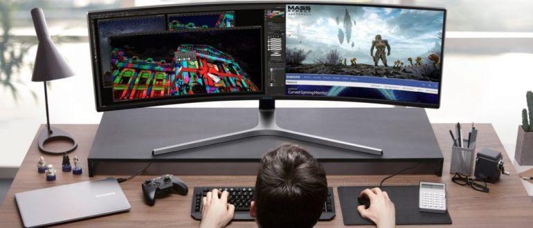 10 лучших игровых мониторов – Рейтинг 2020 года