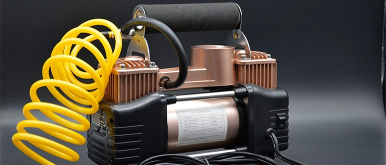 10 лучших автомобильных компрессоров