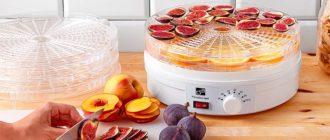 Лучшие сушилки (дегидраторы) для овощей и фруктов: Топ-10 рейтинг 2021 года