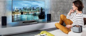 Топ-10 лучших телевизоров 65 дюймов – Рейтинг 2021 года