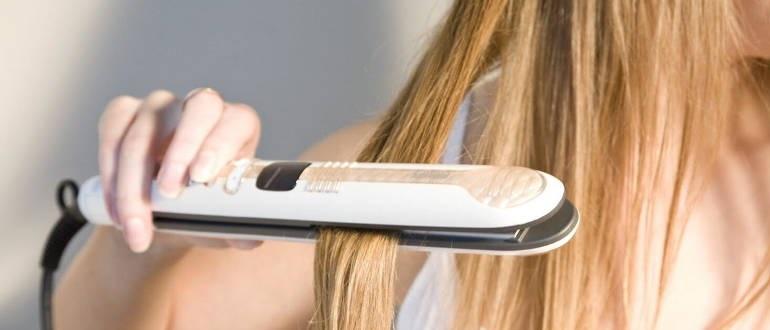 Лучшие выпрямители (утюжки) для волос: Топ-10 рейтинг 2021 года